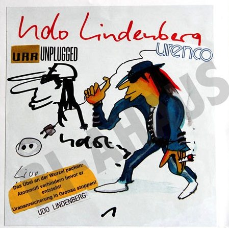 Cover: Unplugged (Udo Lindenberg)