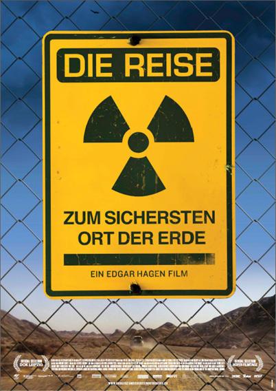 Kinoplakat - Die Reise zum sichersten Ort der Erde